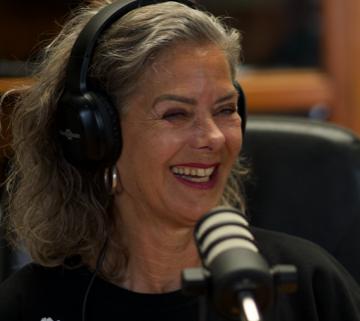 Linda de Wolf pilates podcast sq